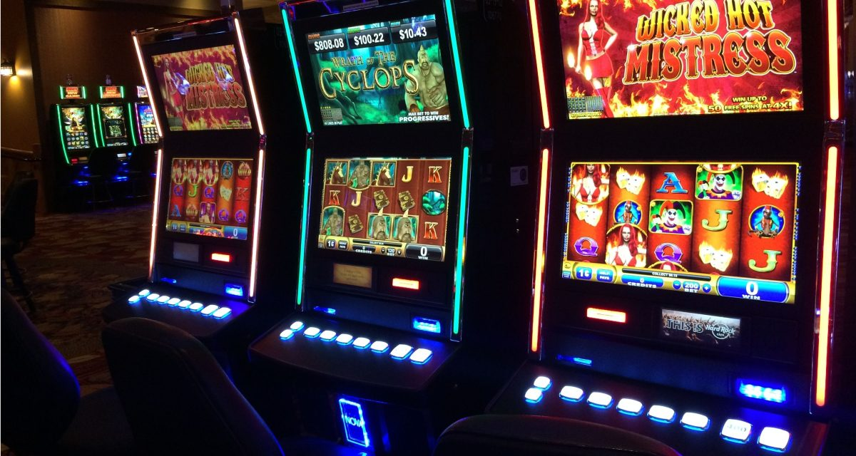 Three Reasons To Choose Slot Game