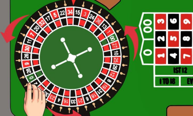 Online Roulette Tips To Win Big Like A Pro: Part 1